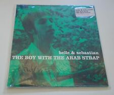 BELLE & SEBASTIAN The Boy With The Arab Strap 2007 US 180 gram vinyl LP SEALED