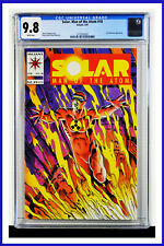 Solar Man Of The Atom #18 CGC Graded 9.8 Valiant February 1993 Comic Book