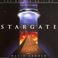 Stargate: The Deluxe Edition, , Good Soundtrack,Original recording re