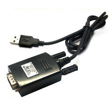 USB 2.0 to Serial RS232 DB9 9Pin Adapter Converter Cable Windows Win 7 64 A08 MA