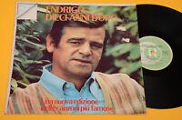 SERGIO ENDRIGO LP DIECI ANNI DOPO 1973 EX