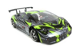 Car Remote-Controlled Electric Drift Brushless Lambo 2.4GHZ Lipo Rtr 1/10