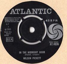 "Wilson Pickett - In The Midnight Hour 7"" Single 1965"