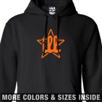 Ill Philly Star HOODIE - Hooded Philadelphia Sweatshirt - All Sizes & Colors