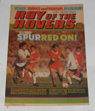 ROY OF THE ROVERS COMIC 1ST MAY 1982 ALAN MAYES OF CHELSEA