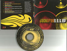 JACK DRAG  Rare 6 TRX 3 MIXES & 2 UNRELEASED PROMO CD single DAN THE AUTOMATOR