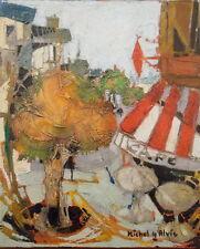 Michel de ALVIS 1933 le Café à Paris