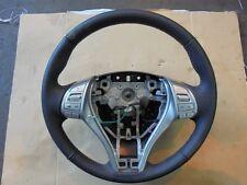 2016 NISSAN QASHQAI 1.5 DCI J11 DRIVERS STEERING WHEEL