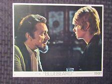 1972 Bluebeard 8x10 Color Movie Stills LOT of 7 FVF Richard Burton, Raquel Welch