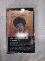 ARETHA FRANKLIN-30 GREATEST HITS-CASSETTE-