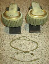 Indian Wars Artillery Epaulettes Horstman Brothers & Allien New York + Hat Cord
