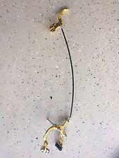 NOS Vintage BMX GOLD Lee Chi Front Brake Caliper & Lever Cable assembled