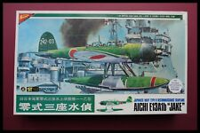 "1/48 NICHIMO AICHI E13A1b ""JAKE"" Model Kit Japanese Navy, Plus Electric Motor!"