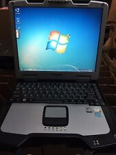 PANASONIC CF-30 TOUGHBOOK CORE 2 DUO 1.6 LAPTOP CF30 RUGGED 750GB 4GB L9300 MK3