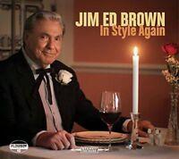 Jim Ed Brown - In Style Again [CD]