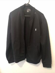 Polo Ralph Lauren, Mens Medium Black Jacket