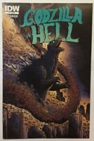 GODZILLA IN HELL #1 (NM) IDW COMICS COVER VARIANT A 1ST PRINT