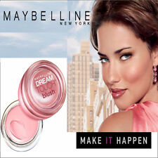 Maybelline Dream Touch Blush, Cream Blusher 02 Peach, 04 Pink, 06 berry,05 mouve