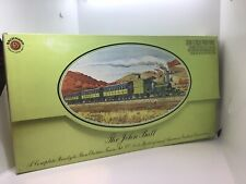 Ho scale The John Bull Bachmann train set tested runs