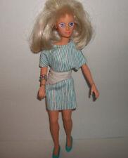 Jem Holograms 80's Doll Hasbro Jerrica Benton w Clothes Shoes