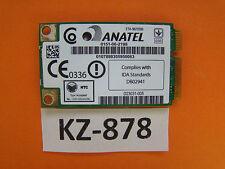 Módulo WiFi Intel PRO/Wireless anatel wm3945abg, d23031-005, WLAN minicard #kz-878