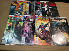 DC Suicide Squad Lot of 12 Comics April Fools Blackest Night Vol 2:2 3 6 7 8 12