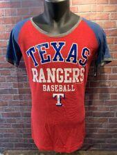 Texas Rangers Baseball Women's T-Shirt Size S New Nwt