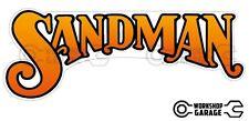 Holden - SANDMAN western style - Stickers