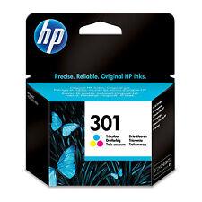 New Original HP 301 Tri Colour Ink Cartridge for Deskjet 1050 / 2050 / 2050