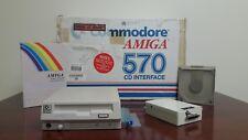 COMMODORE A570 for AMIGA 500 with AMITRIX SCSI-TV/570 ( HDD Fujitsu - 228MB )