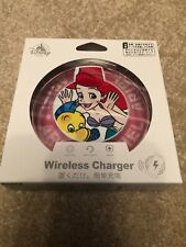 Disney Store Japan The Little Mermaid Wireless Phone Charging Pad iPhone Samsung