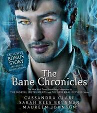 The Bane Chronicles, Rees Brennan, Sarah, Johnson, Maureen, Clare, Cassandra