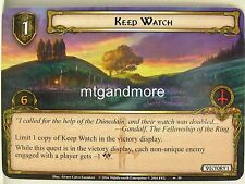 Lord of the Rings LCG - #059 Keep Watch-beneath the sands