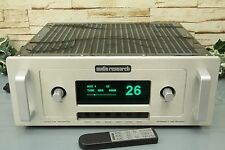 "Precursor Audio Research ""Reference 5"" como nuevo, Mint! Tube pre amplifier Boxed"