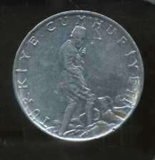 TURQUIE   2 1/2  lira 1978  ( bis )