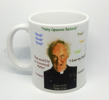Father Jack Hackett tribute mug father ted Frank Kelly rude funny irish comedy..