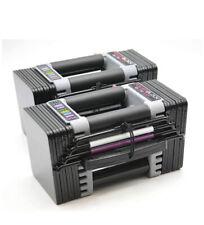 💥NEW Powerblock Elite EXP 5-50 lbs Adjustable Dumbbell Set Pair 2020 Model 💥