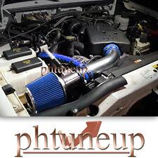 BLUE 2004-2009 MAZDA B4000 4.0 4.0L DE SE SOHC AIR INTAKE KIT SYSTEMS