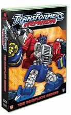 Transformers Armada Complete Series DVD Set TV Season Collection Episode Lot Box