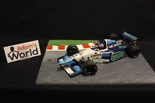 Minichamps Benetton Renault showcar 1996 1:18 #4 Gerhard Berger (AUT) (F1NB)