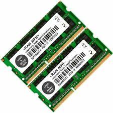 2GB Arbeitsspeicher RAM PC3 8500 DDR3 1066MHz SODIMM 204 pin Laptop