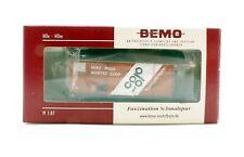BEMO HOe GAUGE 2274327 GOODS VAN MOB, COOP (13M)