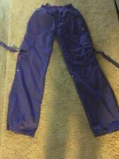 Zumba Cargo Pants ~~ Excellent Condition!! Purple Medium