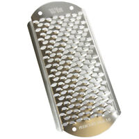12pc Foot File Callus Remover Replacement Blade Pedicure Rasp Stainless Big Hole