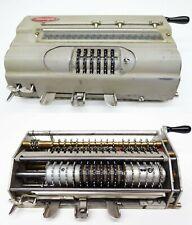 Multifix Rechenmaschine mechanical calculator Curta Alpina Ära Rechner 50er Jahr