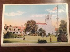 Soldiers Home Washington DC Unposted Vintage Postcard