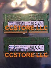 8GB DDR4 1Rx8 PC4-2133P 17000 Samsung RAM Laptop SODIMM Memory M471A1K43BB0-CPB