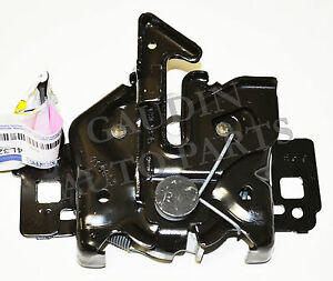 FORD OEM Hood-Lock Latch 4L3Z16700AB