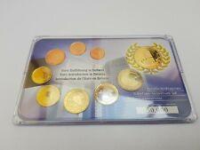 9 Different Euro coins Prestige  Set Excellent Condition Rare Estonia