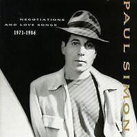 Negotiations & Love Songs von Simon,Paul | CD | Zustand gut